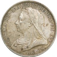 Queen Victoria Old Head Maundy Set EF Condition